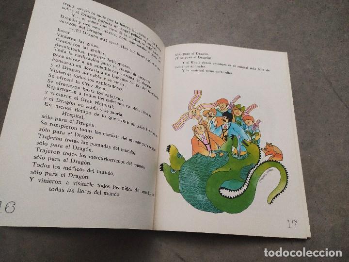 Libros de segunda mano: GLORIA FUERTES - LA OCA LOCA - EL DRAGÓN TRAGÓN - DON PATO Y DON PITO - LA MOMIA TIENE CATARRO - Foto 6 - 267284704