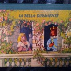 Libros de segunda mano: LIBRO BELLA DURMIENTE DIORAMA 3D 1960. BANCROFT & CO. WESTMINSTER LONDON. ARTIA.. Lote 267567049