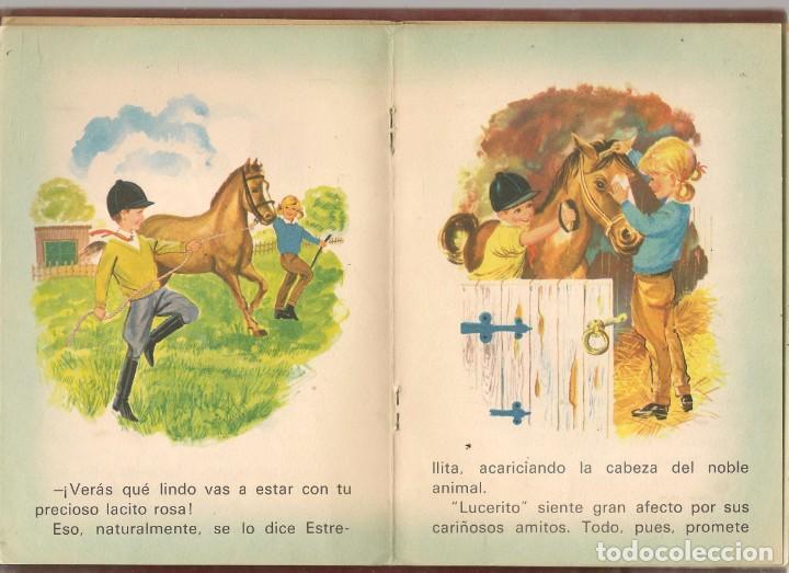 Libros de segunda mano: CUENTO. SERIE LUCERO. Nº 4. ¡ CAMPEÓN DE CAMPEONES !. EDITORIAL ROMA. 1965. (TRO/10) - Foto 3 - 267747339