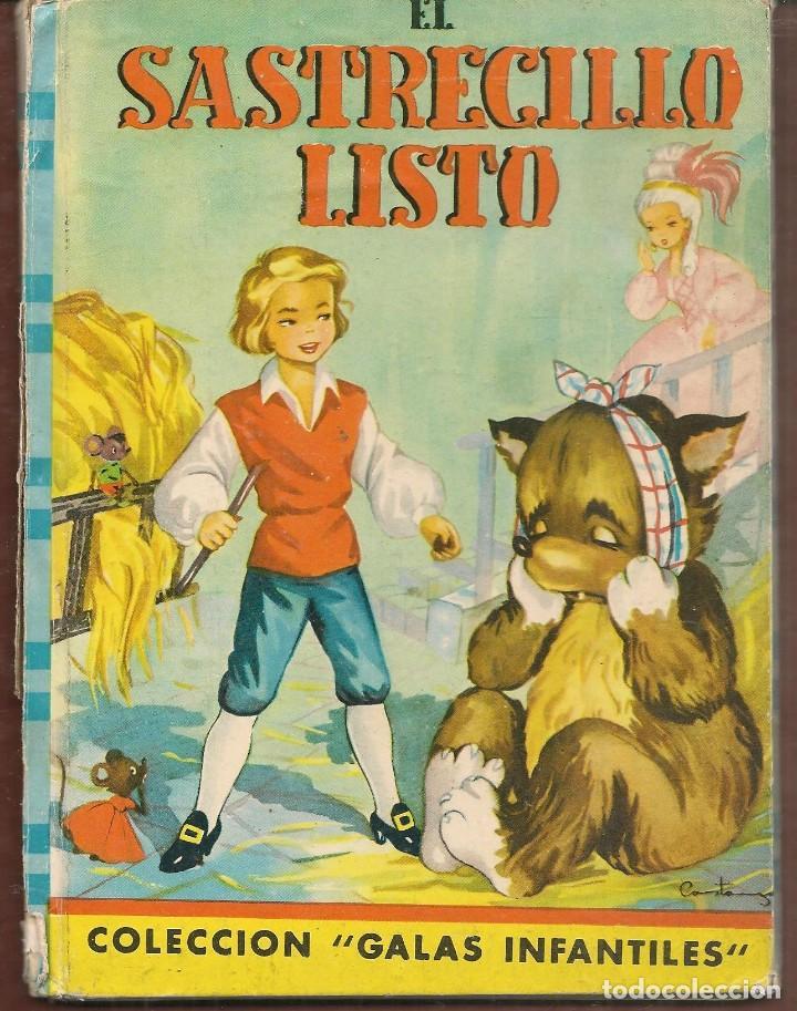 CUENTO. COLECCIÓN ¨GALAS INFANTILES¨ EL SATRECILLO LISTO. EDITORIAL MATEU. (TRO/10) (Libros de Segunda Mano - Literatura Infantil y Juvenil - Cuentos)