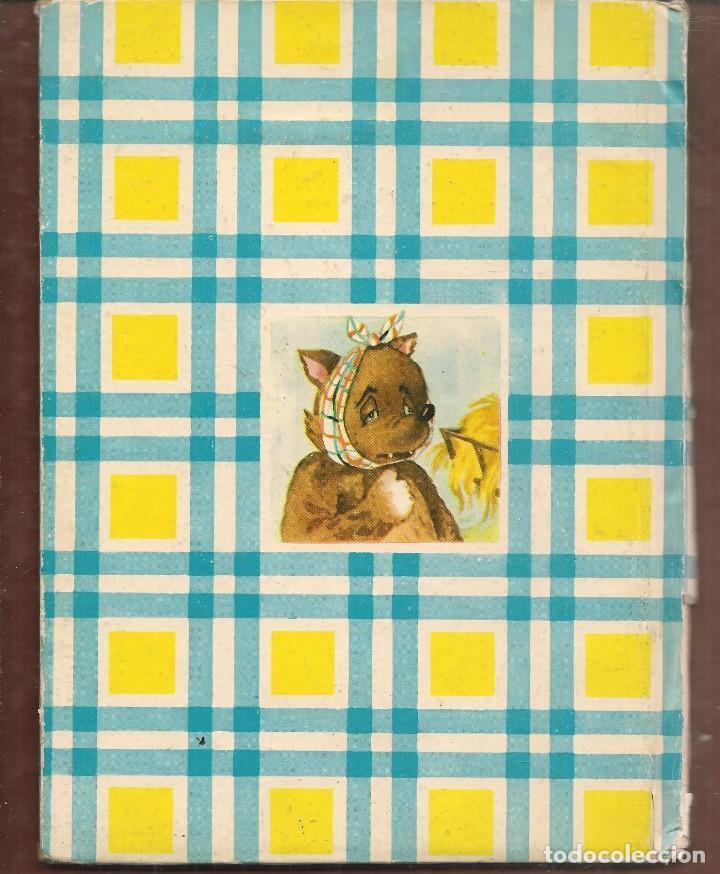 Libros de segunda mano: CUENTO. COLECCIÓN ¨GALAS INFANTILES¨ EL SATRECILLO LISTO. EDITORIAL MATEU. (TRO/10) - Foto 2 - 267747894