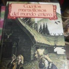 Libros de segunda mano: CUENTOS MARAVILLOSOS DEL MUNDO ENTERO JAMES RIORDAN. Lote 268465954