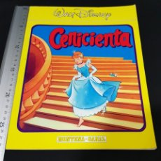 Libros de segunda mano: PEDIDO MÍNIMO 5€ + ENVÍO CENICIENTA WALT DISNEY NR 8 EDICIONES MONTENA CANAL 1982. Lote 268902499