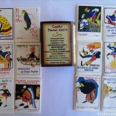 Libros de segunda mano: CUENTOS DE CALLEJA CUENTOS DE PINOCHO Y CHAPETE. Lote 268913744