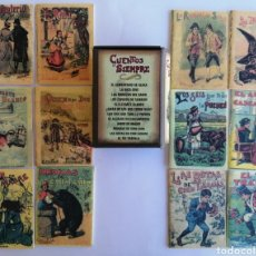 Libros de segunda mano: CUENTOS DE CALLEJA CUENTOS DE SIEMPRE. Lote 268914124