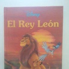 Livros em segunda mão: EL REY LEÓN. WALT DISNEY. EDICIONES GAVIOTA,S.A.. Lote 269109603