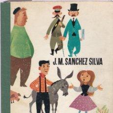 Libros de segunda mano: COLASÍN, COLASÓN: CUENTO DE LA ENVIDIA / J. M. SÁNCHEZ-SILVA ; PERELLÓN - 1ª EDICIÓN, * AUTÓGRAFO *. Lote 269558063