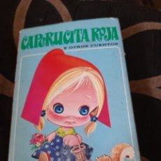 Libros de segunda mano: CAPERUCITA ROJA , COLECCION HEIDI. Lote 269677488