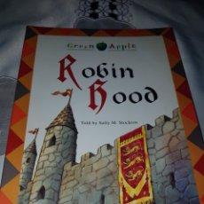 Libros de segunda mano: ROBIN HOOD DE GREEN APPLE. Lote 269706243