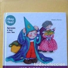 Libros de segunda mano: 2006 SOY TEO! APRENDE A LEER CON TEO LIBRO PARA NIÑOS TAPA DURA. Lote 269718078