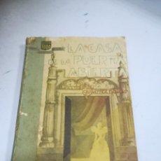 Libros de segunda mano: LA CASA DE LA PUERTA ABIERTA. ANAMARIA GUTIERREZ NAVAS. COLECCION TODO. Nº 5. ED ESPAÑA. Lote 269798083
