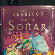 Libros de segunda mano: CLASICOS ÑARA SOÑAR SERVILIBRO. Lote 269802688