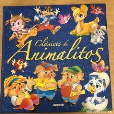 Libros de segunda mano: CLASICOS DE ANIMALITOS. TODOLIBRO EDICIONES. Lote 269809823