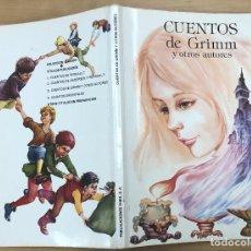 Libros de segunda mano: CUENTOS DE GRIMM Y OTROS AUTORES. 1987. PUBLICACIONES FHER. Lote 269810668