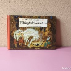 Libros de segunda mano: EL MUNDO DE LOS UNICORNIOS. Lote 269821788