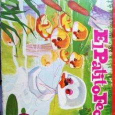Libros de segunda mano: EL PATITO FEO. Lote 270139513