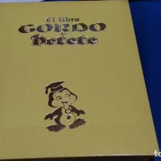 Livros em segunda mão: EL LIBRO GORDO DE PETETE TOMO AMARILLO 1982 EDITORIAL P.T.T. 416 PAGINAS. Lote 270657488