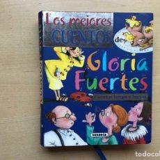 Libros de segunda mano: LOS MEJORES CUENTOS DE GLORIA FUERTES. SUSAETA. Lote 270996753