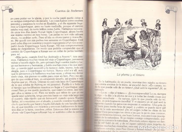 Libros de segunda mano: CUENTOS COMPLETOS H. CH. ANDERSEN TOMOS I II Y III - ILUSTRAD PEDERSEN, FROLICH - ED. ANAYA 1990 1ºE - Foto 2 - 271024423