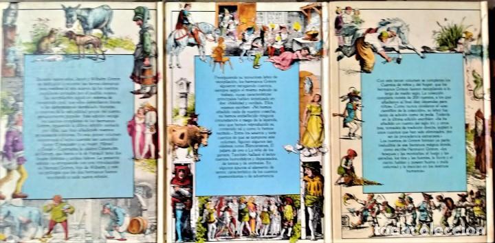 Libros de segunda mano: CUENTOS COMPLETOS H. CH. ANDERSEN TOMOS I II Y III - ILUSTRAD PEDERSEN, FROLICH - ED. ANAYA 1990 1ºE - Foto 4 - 271024423