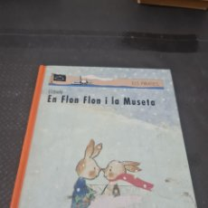 Libros de segunda mano: EN FLON FLON I LA MUSETA, 2003, ELZBIETA. Lote 271842988