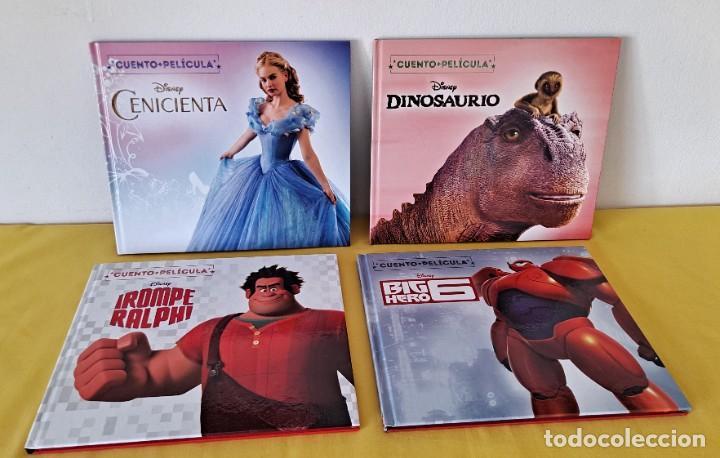 Libros de segunda mano: ESTRELLAS DISNEY - CAJA CON 24 CUENTOS+PELÍCULA EN DVD - EL PAIS 2018 - Foto 12 - 271948883