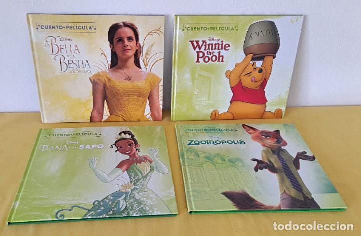 Libros de segunda mano: ESTRELLAS DISNEY - CAJA CON 24 CUENTOS+PELÍCULA EN DVD - EL PAIS 2018 - Foto 15 - 271948883