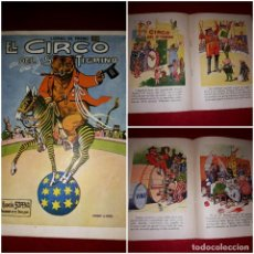 Libros de segunda mano: EL CIRCO DEL SR. TIGRINO SOPENA LIBROS DE PREMIO DIBUJOS DE ASHA. Lote 273315228