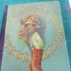 Libros de segunda mano: JOAQUÍN GUTIÉRREZ. COCORI. RAPA-NUI. CHILE. 1947. Lote 275267453