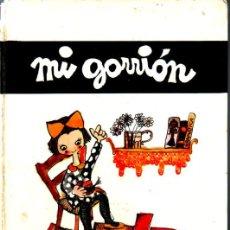 Libros de segunda mano: PILARÍN BAYÉS / Mª ANGELES OLLÉ : MI GORRIÓN (LA GALERA, 1964). Lote 275294248