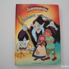 Libros de segunda mano: HANSEL Y GRETER. Lote 275575273