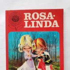 Libros de segunda mano: ROSALINDA CUENTOS MARAVILLOSOS EDITORIAL BRUGUERA GALLARDA 1970. Lote 275848158