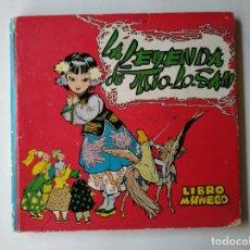 Libros de segunda mano: LA LEYENDA DE MIO-LO-SAN - DESPLEGA CABEZA Y PIERNAS - J. MALLORQUI 1945 - VER FOTOS Y DESCRIPCION. Lote 275911328