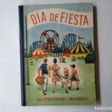 Libros de segunda mano: DIA DE FIESTA - LIBRO MOVIL POP-UP - 28 PAG. EDIT CERVANTES - VER FOTOS Y DESCRIPCION. Lote 275912458
