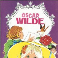 Libros de segunda mano: CUENTOS DE OSCAR WILDE - ILUSTRADO POR MARIA PASCUAL - COLECCIÓN FULGOR - Nº 5 - ED.TORAY 1983. Lote 275993083
