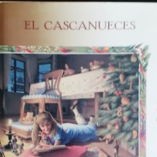 Libros de segunda mano: EL CASCANUECES-E.T.A. HOFFMAN ROBERTO INNOCENTI-LUMEN. Lote 276038178