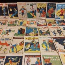 Libros de segunda mano: SATURNINO CALLEJA / JOYAS PARA NIÑOS / CUENTOS MORALES / ORIGINALES / 45 TÍTULOS / VER FOTOS.. Lote 276271618