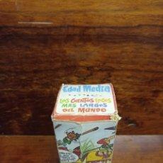 Libros de segunda mano: LOS CUENTOS LOCOS MAS LARGOS DEL MUNDO. EDAD MEDIA. EDITORIAL ROLLAN. AÑOS 70. EN BUEN ESTADO.. Lote 276371223