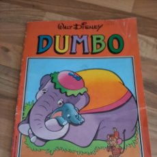 Libros de segunda mano: 1973 DUMBO ARRANCA , PEGA Y COLOREA. Lote 276681673
