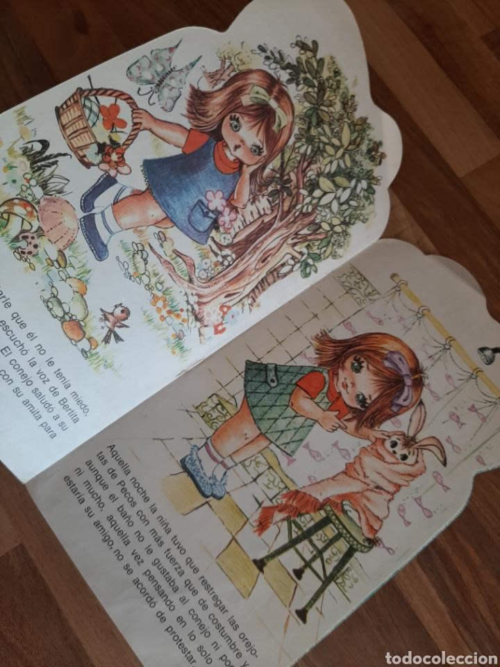 Libros de segunda mano: Cuento troquelado el amigo , colección perla - Foto 2 - 276682098