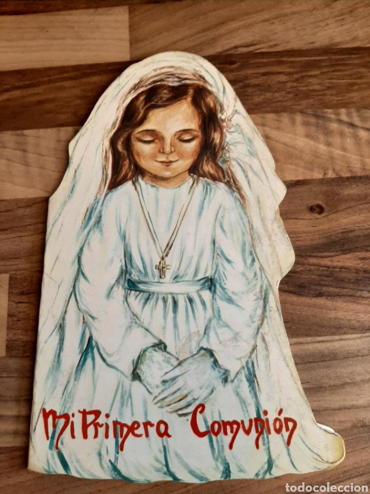 DIFÍCIL CUENTO MI PRIMERA COMUNIÓN CARMELITAS DESCALZAS (Libros de Segunda Mano - Literatura Infantil y Juvenil - Cuentos)