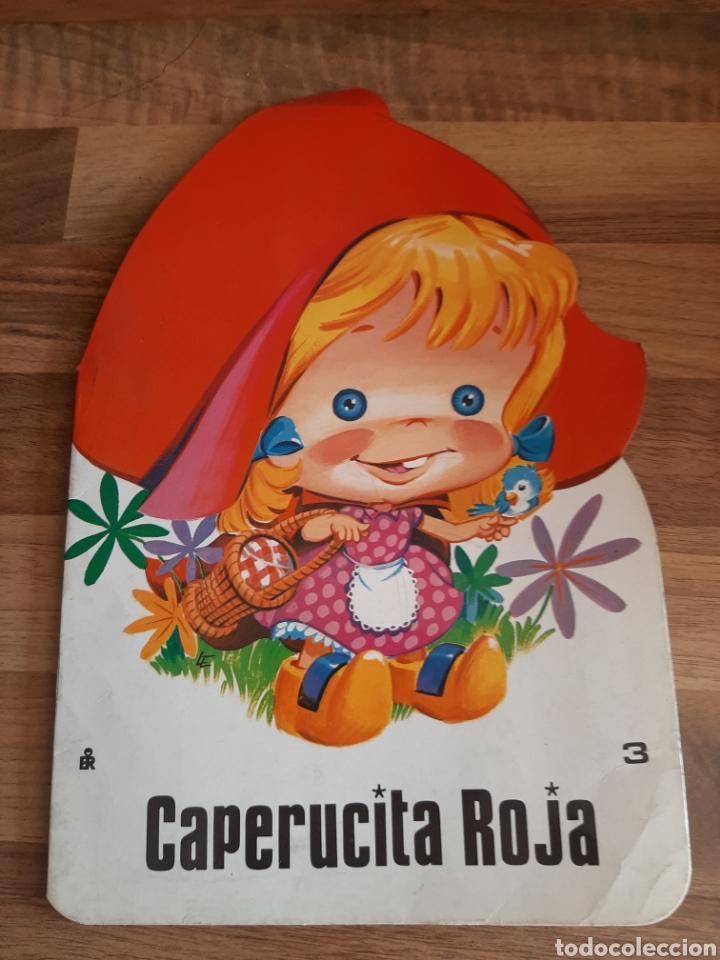 CAPERUCITA ROJA COLECCIÓN PANDA (Libros de Segunda Mano - Literatura Infantil y Juvenil - Cuentos)