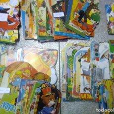 Libros de segunda mano: GRAN LOTE DE CUENTOS TROQUELADOS Y ALGUNO SIN TROQUELAR D LOS AÑOS 60,70,80.TORAY,BRUGUERA Y MAS. Lote 276958783