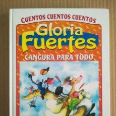 Libros de segunda mano: CANGURA PARA TODO, POR GLORIA FUERTES (SUSAETA, 1999). CUENTOS CUENTOS CUENTOS. MARIFÉ GONZÁLEZ.. Lote 277058923