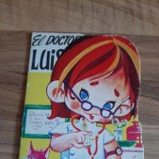 Libros de segunda mano: CUENTO TROQUELADO EL DOCTOR LUIS. Lote 277069208