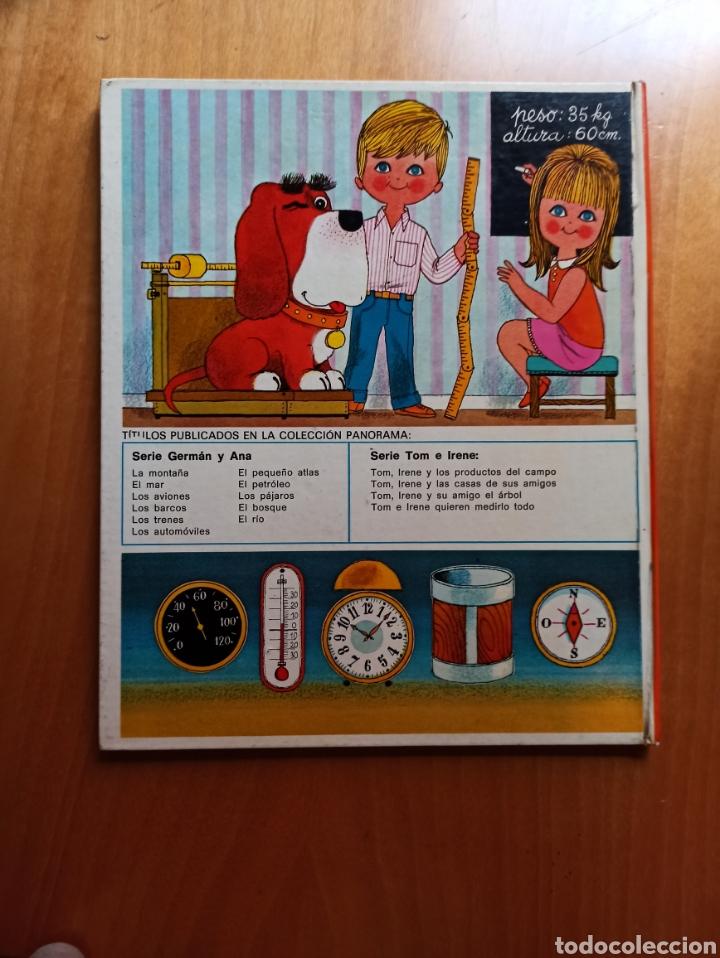 Libros de segunda mano: Tom e Irene quieren medirlo todo. - Foto 4 - 277182763