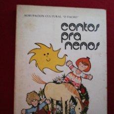 Libros de segunda mano: CONTOS PRA NENOS. AGRUPACIÓN CULTURAL O FACHO. ED. GALAXIA. 1979. Lote 277281688