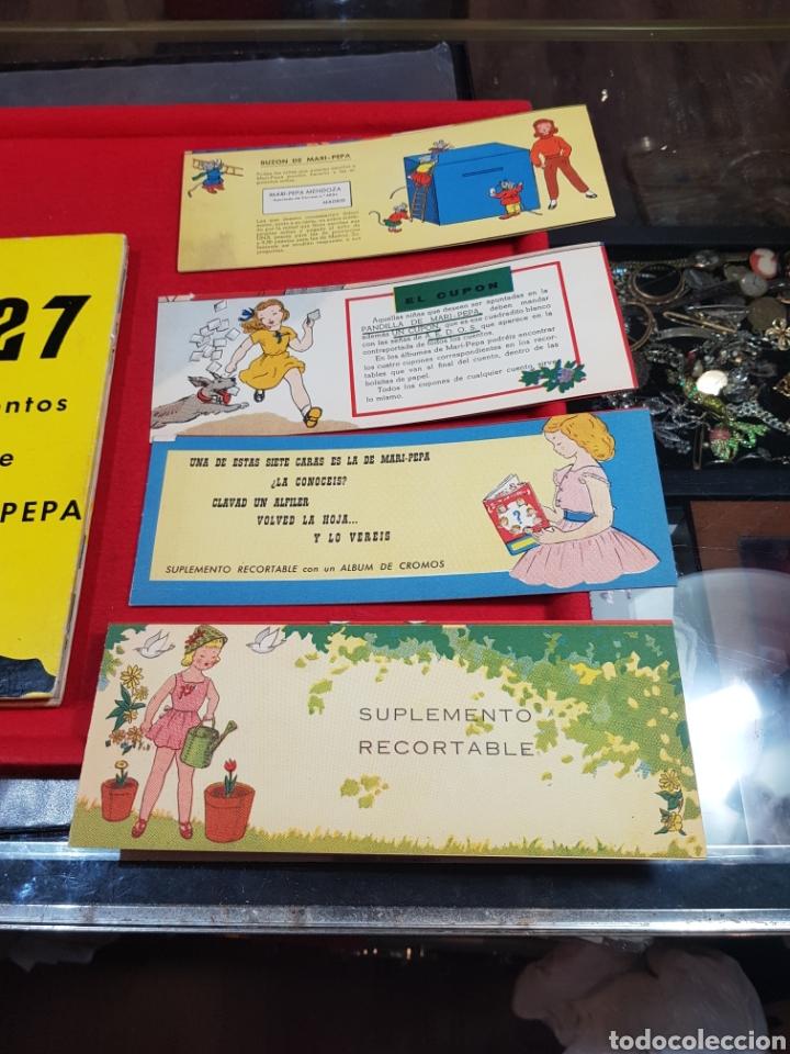 Libros de segunda mano: Libro 27 cuentos de Maripepa Lucrecia duran Emilia Cotarelo más 7 suplementos ilustrados! mari pepa - Foto 3 - 277500173