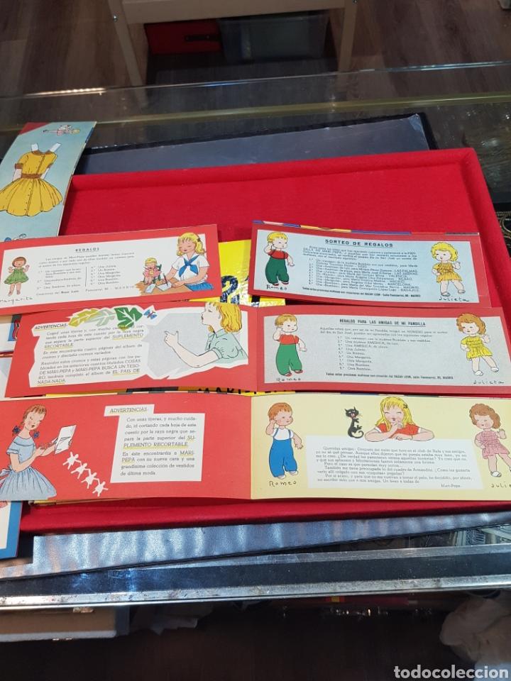 Libros de segunda mano: Libro 27 cuentos de Maripepa Lucrecia duran Emilia Cotarelo más 7 suplementos ilustrados! mari pepa - Foto 4 - 277500173