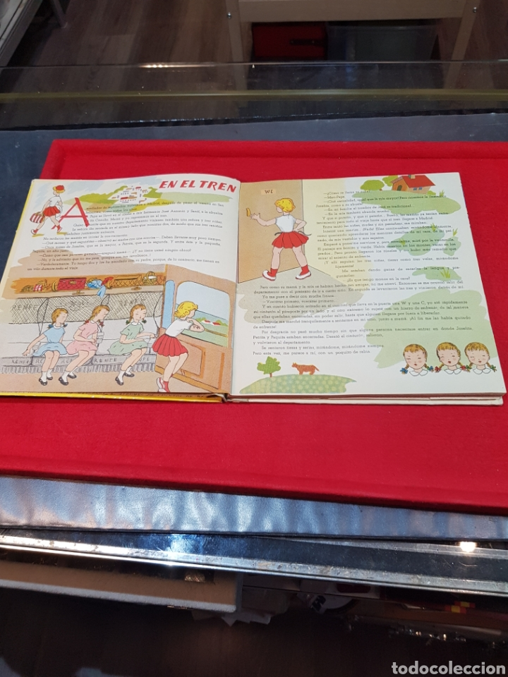 Libros de segunda mano: Libro 27 cuentos de Maripepa Lucrecia duran Emilia Cotarelo más 7 suplementos ilustrados! mari pepa - Foto 8 - 277500173